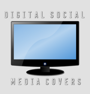 Digital Social Media Covers